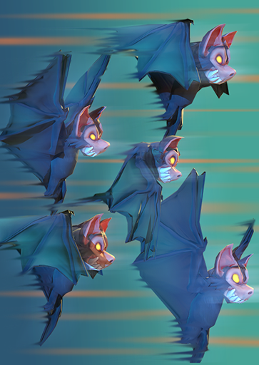 Bat Swarm - Warhammer, Realm of War